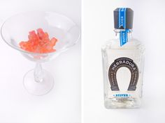 Booze-Infused Gummy