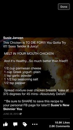 Chicken recipe - foodiedelicious.com