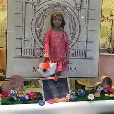 Style your own #Monnalisa window. :)