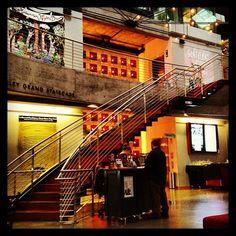 Lobby of the Gerding.
