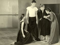 Dance Is Like Thought: Helen Keller Visits Martha Graham's Studio | Brain Pickings