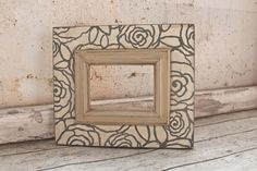 Blooms in Dovetail, A great lil frame to give with a family pic inside to all the grandparents!