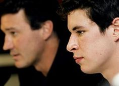 Profiles: Mario Lemieux and Sidney Crosby