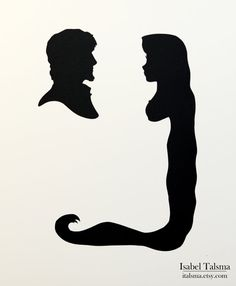 For the table numbers Tangled Silhouette Set Flynn Rider/Eugene Fitzherbert by italsma, $35.00