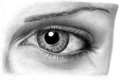 Drawing eye