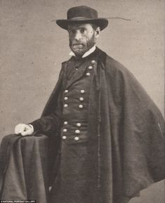 William Tecumseh Sherman (1820-1891) has been called 'the first modern general' for his command of military strategy