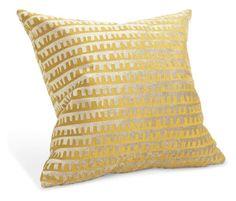 Keys pillow from Room & Board, $129