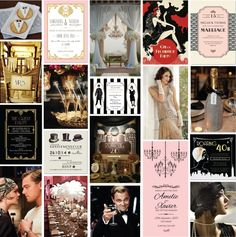 PaperDivas Blog - The Great Gatsby Party