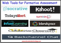 8 Excellent Tools for Formative Assessment to Try With Your Students ~ Educational Technology and Mobile Learning student