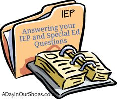 common IEP and special education questions