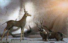 deer dears by Janice Issitt
