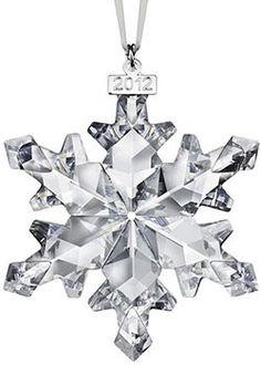 Swarovski Crystal Ornament