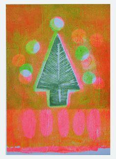 art inspir, gelli print, gelli art, dudley redhead, gelatin print, gelli plate, gelliart, plate print, festiv print