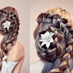 wedding-prom hair | Hairstyles and Beauty Tips