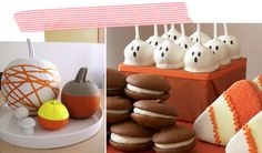 Cute Halloween ideas . . .