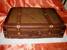 suitcase cake Cheesecake Etc.