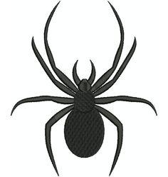 Machine Embroidery Design - Spider 1