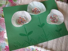 cupcake crafts for kids, flower craft ideas for kids, fun easy art crafts for kids, flower crafts, crafts ideas for kids, kids spring craft ideas, spring craft ideas for kids, kids craft spring, spring crafts