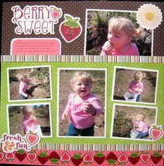 Berry Sweet - Scrapbook.com