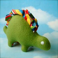 Snugglesaurus (Stuffed Dinosaur Toy)