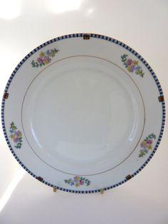 Noritake Salad Plates Sheridan by BonniesVintageAttic on Etsy, $9.00