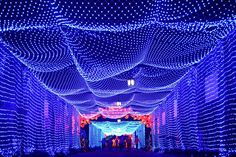 A Mid-Autumn Festival lantern show in Ningbo, China.