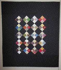 antique quilts, quilt inspir, small quilt, quilt idea, miniatur quilt, antiqu quilt