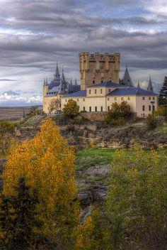 El Alcázar de #Segovia