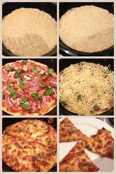 Best Grain Free Pizza Ever!!!   (Primal)  @Tim Harbour Shute Cook Journey