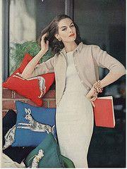 Vintage Fashion, Pre-Fall 2012: Macadam Diva