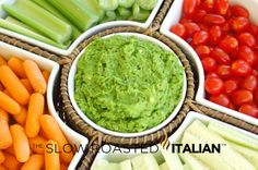 The Slow Roasted Italian: Skinny Chipotle Guacamole
