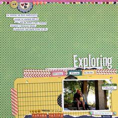 Exploring - Scrapbook.com