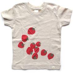 strawberry t