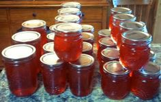 Working with Crabapples for jelly!