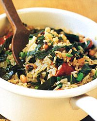 Hoppin' John Recipe -- make this on New Year's Day for good luck! southern food, meal