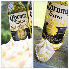 mini beer, man cupcak, light mini, food cupcak, beer cupcak