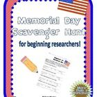 Students will use books, websites, and encyclopedias to find the answers to 8 basic questions about Memorial Day. Then, they will further their rea...