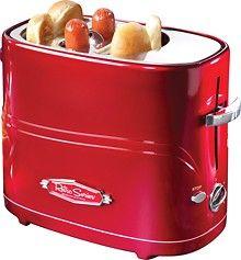 Pop-Up Hot Dog Toaster I need this so bad!!!!