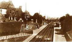 THIS old view of Lye railway station comes to us from John Taylor of Kidderminster.