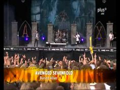 Avenged Sevenfold - Buried Alive (Live at Rock am Ring 2011)
