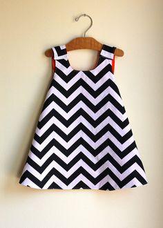 Adorable little girl's dress..