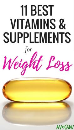 "If you??????ve been eating low-cal and low-fat, and working out regularly, but still haven??????t seen the scale budge, your body is telling you that it??????s missing something. These vitamins and supplements will help you lose weight fast when you add them to a good diet program! <a href=""http://avocadu.com/supplements-vitamins-weight-loss/"" rel=""nofollow"" target=""_blank"">avocadu.com/...</a>"