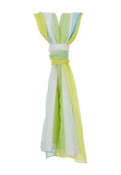Ombre Chiffon Stripe Scarf available at #Maurices