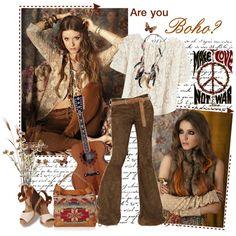 Are you boho?, created by annabu