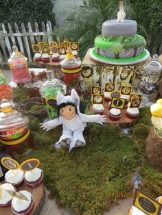 Where the Wild Things Are Party #wildthings #party