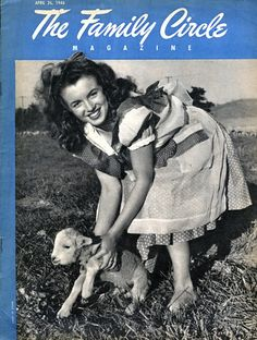 Marilyn Monroe: Classic Magazine Covers!