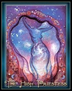 Card of the day May 22, 2012 - The High Priestess: gathering information and knowledge (instinctual knowledge, supernatural knowledge, secret knowledge, self-knowledge) to aid in a future decision. Illuminating the esoteric. Intuition. The balance of opposing principles that is at the basis of power. Light and Shadow within yourself. Inner transformation and subtle but deep change. Understanding whether action is needed.
