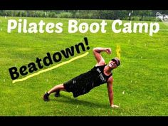 Pilates Boot Camp BEATDOWN Workout! Bodyweight Only