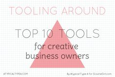 Top 10 Tools for Creative Business Owners