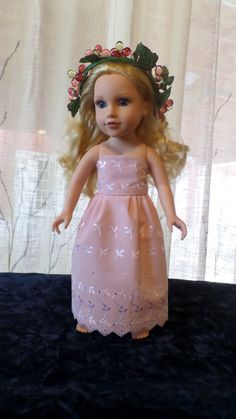 How to Make a Historical Ball Gown for Dolls Pt. 4